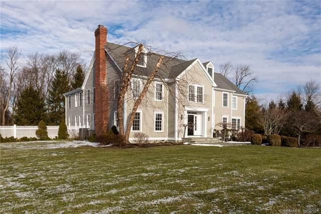 14 Hussars Camp Place, Ridgefield, CT 06877 (MLS #170361193) :: Michael & Associates Premium Properties | MAPP TEAM