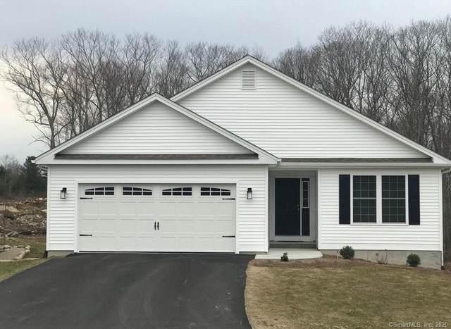 16 Henry Drive, Plainfield, CT 06354 (MLS #170361224) :: Spectrum Real Estate Consultants
