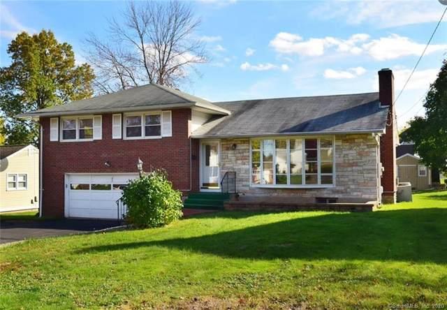 42 Crest Street, Wethersfield, CT 06109 (MLS #170361231) :: Around Town Real Estate Team