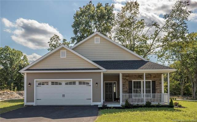 22 Henry Drive, Plainfield, CT 06354 (MLS #170361255) :: Spectrum Real Estate Consultants