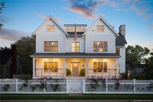 598 S Benson Road, Fairfield, CT 06824 (MLS #170361339) :: Michael & Associates Premium Properties | MAPP TEAM