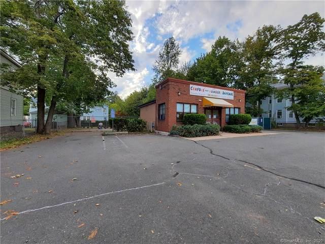 691 Blue Hills Avenue, Hartford, CT 06112 (MLS #170361385) :: Tim Dent Real Estate Group