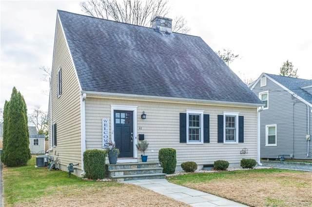 41 Reed Street, Stratford, CT 06614 (MLS #170361507) :: Tim Dent Real Estate Group