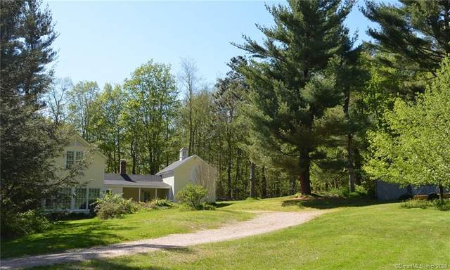 135 Old Town Road, Hartland, CT 06027 (MLS #170361516) :: Tim Dent Real Estate Group