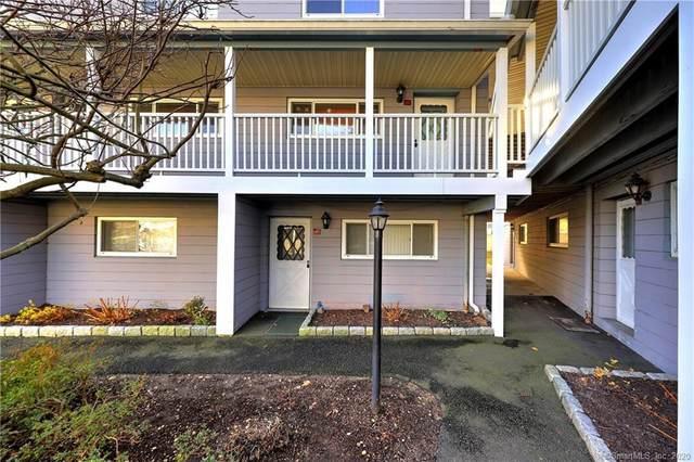 4 Union Avenue #10, Norwalk, CT 06851 (MLS #170361534) :: Around Town Real Estate Team