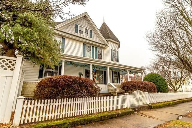 42 Palmer St (Pawcatuck), Stonington, CT 06379 (MLS #170361618) :: Around Town Real Estate Team