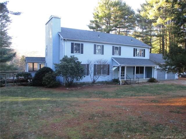 453 5 Mile River Road, Putnam, CT 06260 (MLS #170361634) :: Around Town Real Estate Team