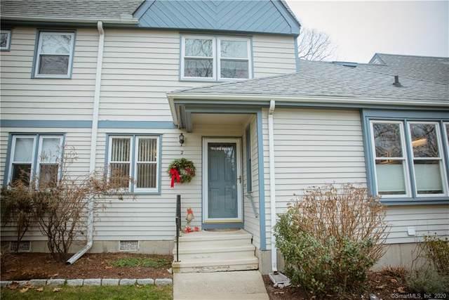 124 S Montowese Street #2, Branford, CT 06405 (MLS #170361718) :: Around Town Real Estate Team