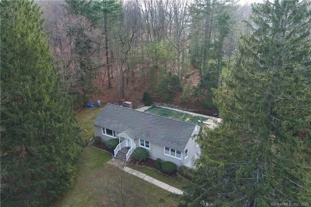 33 Arrowhead Road, Wilton, CT 06897 (MLS #170361774) :: Mark Boyland Real Estate Team