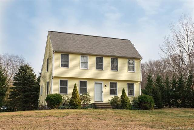 118 E Haddam Colchester Turnpike, East Haddam, CT 06469 (MLS #170361825) :: Around Town Real Estate Team