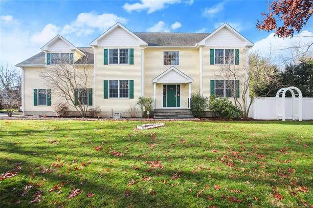 128 Minivale Road, Stamford, CT 06907 (MLS #170361938) :: Mark Boyland Real Estate Team