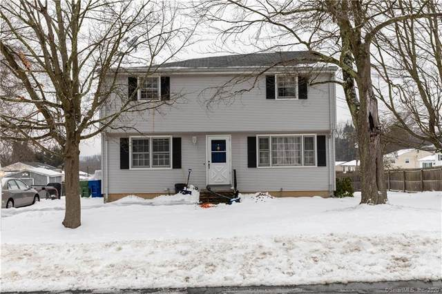 273 Hickory Hill Drive, Waterbury, CT 06708 (MLS #170361953) :: Around Town Real Estate Team