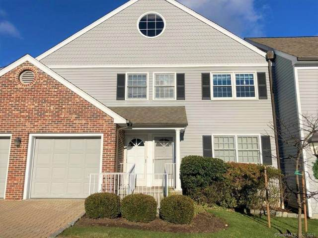 9 Pond Lane #9, Darien, CT 06820 (MLS #170361954) :: GEN Next Real Estate