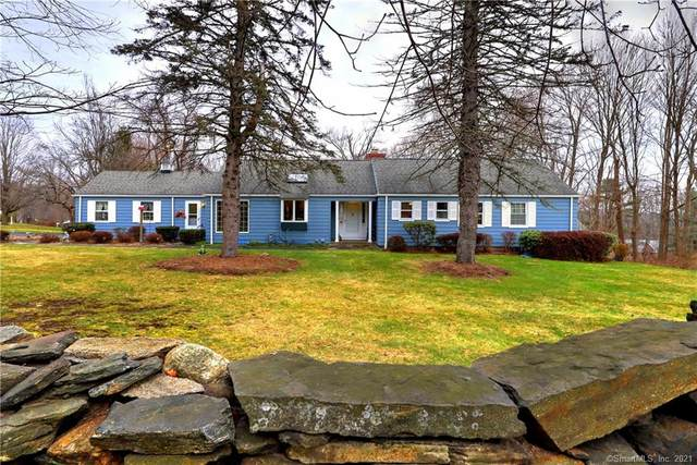 144 Sport Hill Road, Easton, CT 06612 (MLS #170362140) :: Spectrum Real Estate Consultants