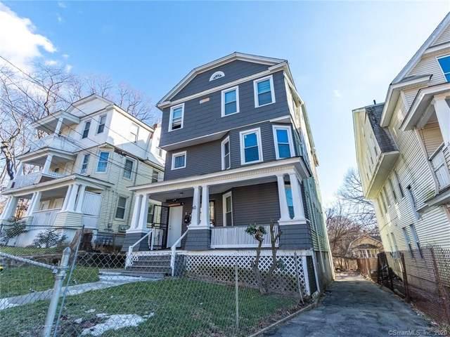 40 Giles Street, Waterbury, CT 06704 (MLS #170362159) :: Around Town Real Estate Team