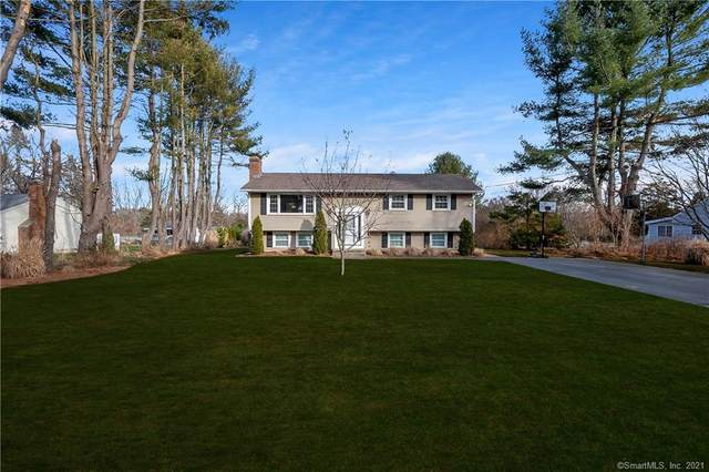 34 Horse Pond Road, Madison, CT 06443 (MLS #170362174) :: Sunset Creek Realty