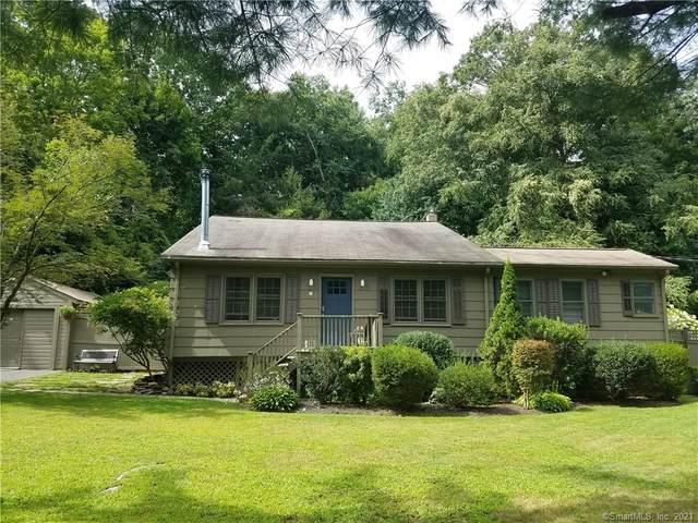 11 Shady Rest Boulevard, Newtown, CT 06482 (MLS #170362253) :: Around Town Real Estate Team