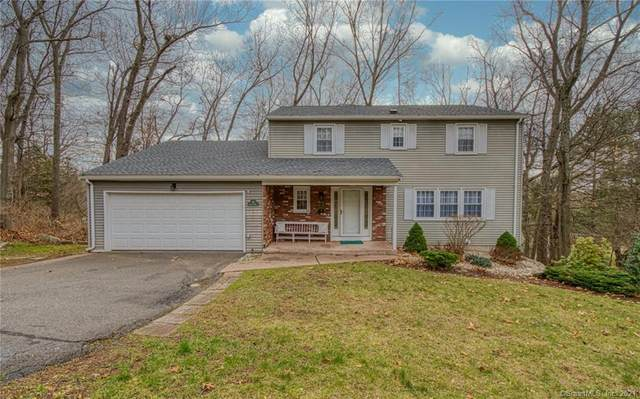 96 Richmond Drive, Manchester, CT 06042 (MLS #170362269) :: Forever Homes Real Estate, LLC