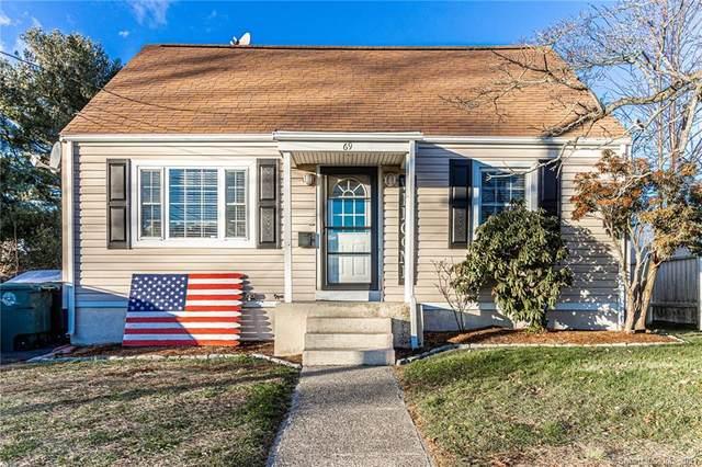 69 Kay Avenue, Milford, CT 06460 (MLS #170362273) :: Around Town Real Estate Team