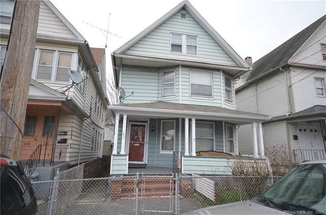686 William Street, Bridgeport, CT 06608 (MLS #170362389) :: Around Town Real Estate Team