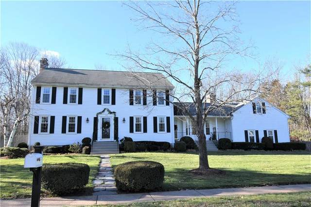 100 Lantern Lane, Wethersfield, CT 06109 (MLS #170362395) :: The Higgins Group - The CT Home Finder