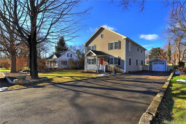 161 Szost Drive, Fairfield, CT 06824 (MLS #170362632) :: Around Town Real Estate Team