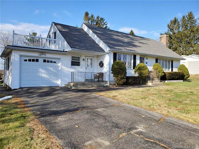 46 Colonial Drive, Prospect, CT 06712 (MLS #170362635) :: Team Feola & Lanzante | Keller Williams Trumbull