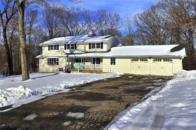 43 Partridge Lane, Trumbull, CT 06611 (MLS #170362727) :: Around Town Real Estate Team