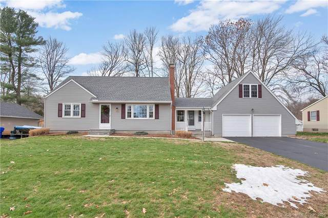 14 Overhill Road, Enfield, CT 06082 (MLS #170362785) :: Around Town Real Estate Team