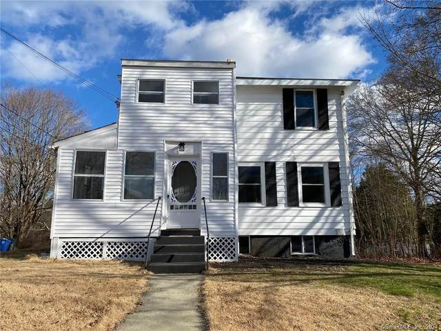 148 River Street, Killingly, CT 06239 (MLS #170362819) :: Around Town Real Estate Team