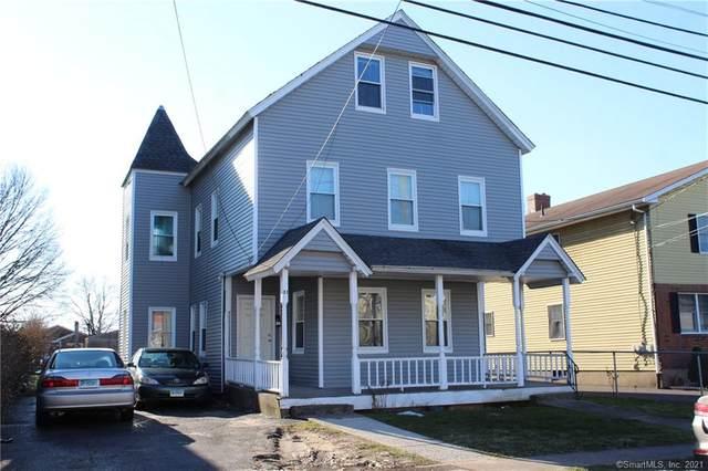 31 Eaton Street, Hartford, CT 06114 (MLS #170362840) :: Mark Boyland Real Estate Team