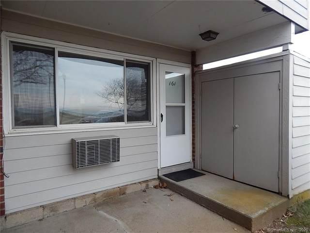 161 West Walk #161, West Haven, CT 06516 (MLS #170362889) :: Around Town Real Estate Team