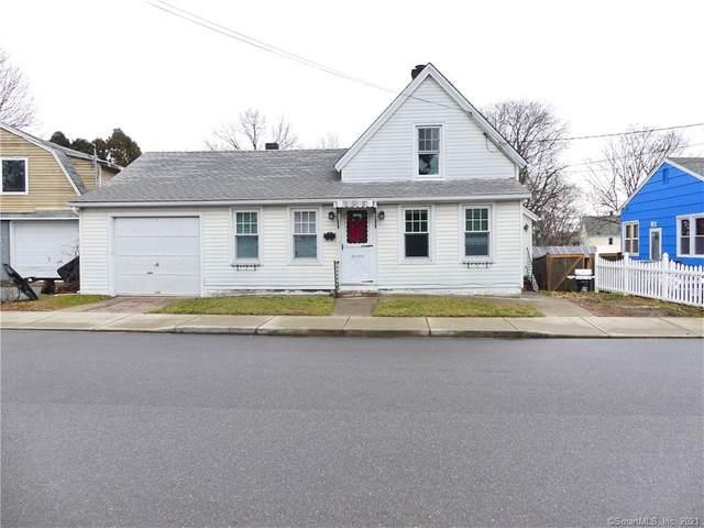 14 George Avenue, Groton, CT 06340 (MLS #170362944) :: Tim Dent Real Estate Group