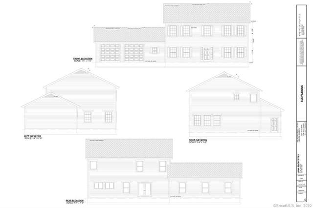 Lot 24 Senexet Road, Woodstock, CT 06281 (MLS #170362955) :: Spectrum Real Estate Consultants