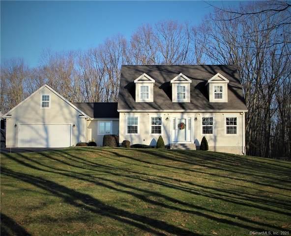 97 Jonathan Lane, Mansfield, CT 06268 (MLS #170362977) :: Tim Dent Real Estate Group