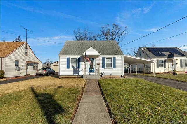 23 Summit Avenue, East Haven, CT 06512 (MLS #170363018) :: Around Town Real Estate Team