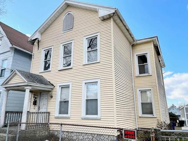 254 James Street, New Haven, CT 06513 (MLS #170363024) :: Michael & Associates Premium Properties | MAPP TEAM