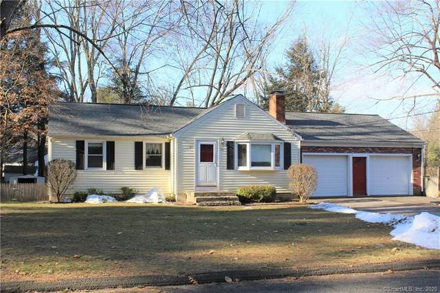 28 Buttonball Drive, Newtown, CT 06482 (MLS #170363034) :: Around Town Real Estate Team