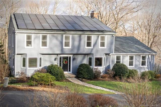 63 Ferndale Drive, Easton, CT 06612 (MLS #170363041) :: Around Town Real Estate Team