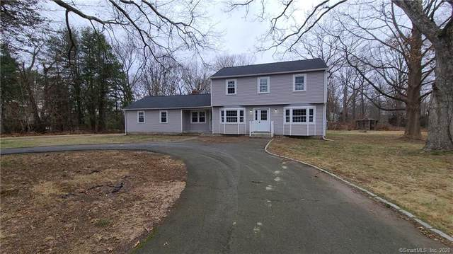 117 Ripton Ridge, Monroe, CT 06468 (MLS #170363051) :: Team Feola & Lanzante | Keller Williams Trumbull