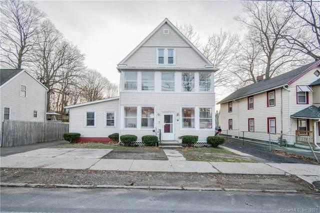 51 Ward Street, Wallingford, CT 06492 (MLS #170363070) :: Sunset Creek Realty