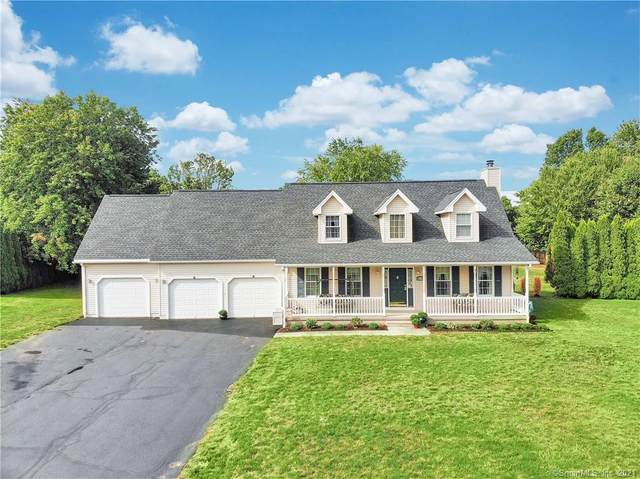7 Misty Meadow Road, Enfield, CT 06082 (MLS #170363085) :: Around Town Real Estate Team