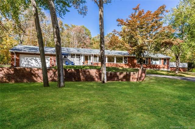 140 Blue Trail, Hamden, CT 06518 (MLS #170363098) :: Around Town Real Estate Team