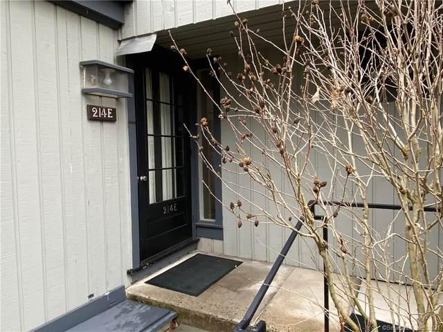 214 Heritage Village E, Southbury, CT 06488 (MLS #170363141) :: Around Town Real Estate Team