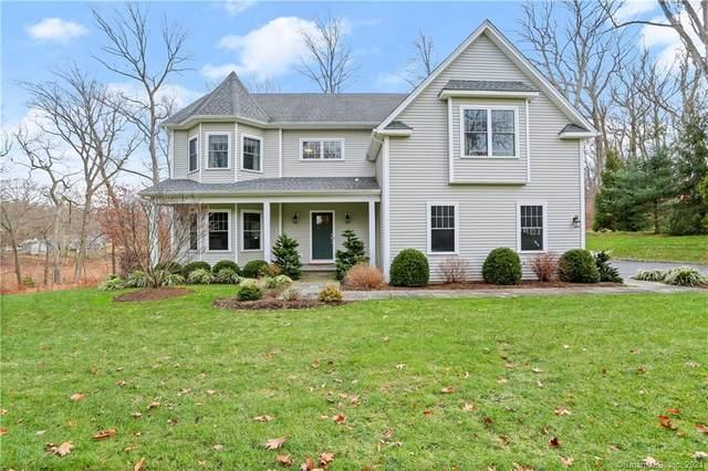 59 Old Rock Lane, Norwalk, CT 06850 (MLS #170363143) :: Around Town Real Estate Team