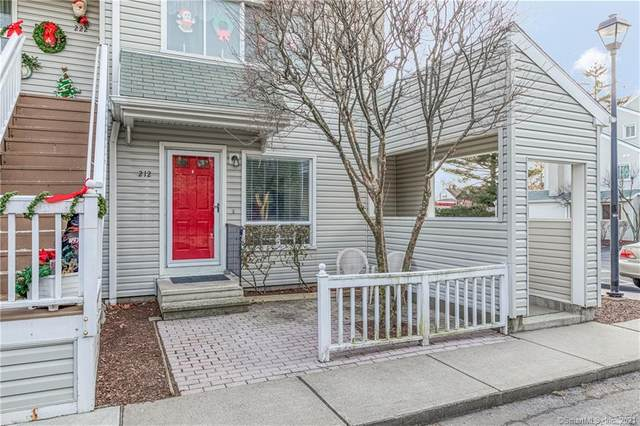 510 E Main Street #212, Stratford, CT 06614 (MLS #170363171) :: Sunset Creek Realty