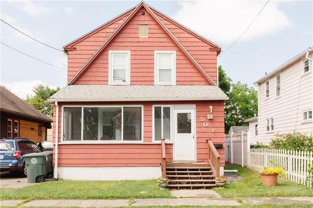 50 Berwyn Street, Milford, CT 06461 (MLS #170363198) :: Tim Dent Real Estate Group