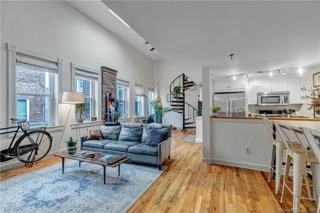 2 S Main Street W305, Norwalk, CT 06854 (MLS #170363200) :: Around Town Real Estate Team