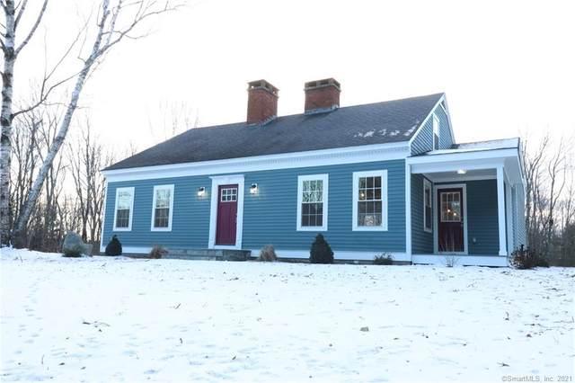 478 E Hyerdale Drive, Goshen, CT 06756 (MLS #170363235) :: Around Town Real Estate Team