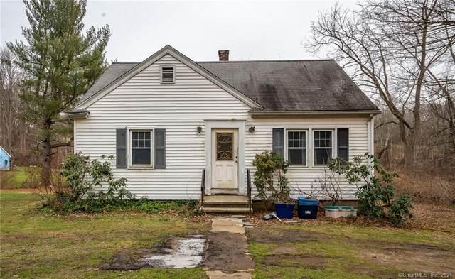 134 N Moodus Road, East Haddam, CT 06469 (MLS #170363266) :: Around Town Real Estate Team